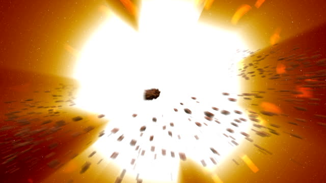 Earth explosion 2012 video