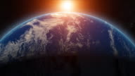 Earth #11 HD video