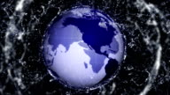 Earth in Particle 3 - HD1080 video