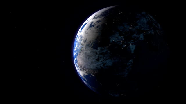 Earth in the Light HD video