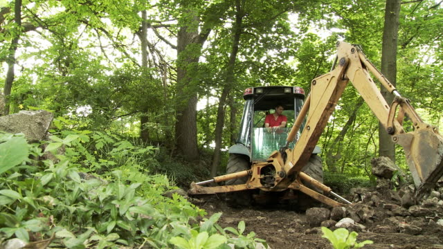 Earth Moving Machinery video