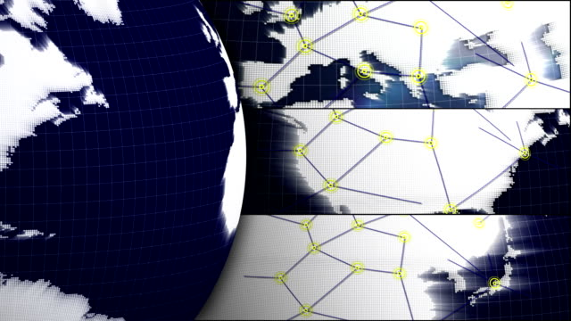 Earth Network Montage video