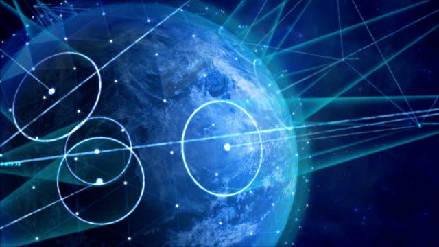 Earth Radar video