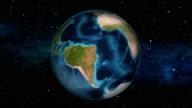 Earth Zoom In - Bolivia - La Paz video
