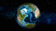 Earth Zoom In - Canada - Ottawa video