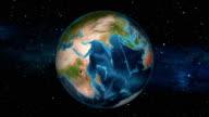 Earth Zoom In - Kenya - Nairobi video