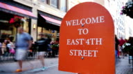East 4th Street video