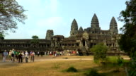East Entrance - Angkor Wat, Cambodia video