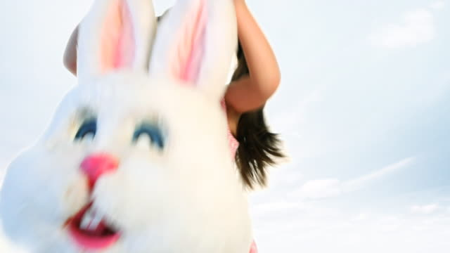 Easter Bunny Girl video