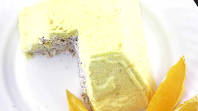 Easter curd paska kulich video
