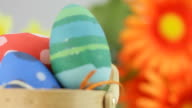 Easter egg basket video