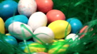 Easter Egg Candy in Grass LOOP video