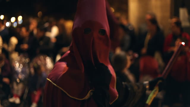 Easter in Spain - Procession video
