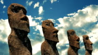 Easter Island Statues video