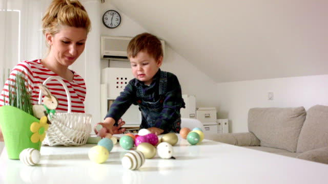 Easter preparations video