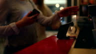 Easy payment with my smart phone video