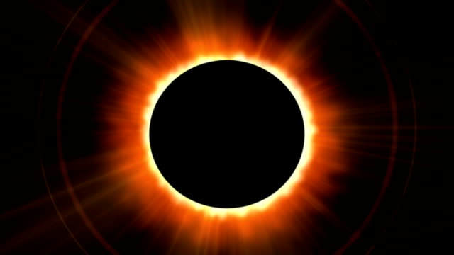 eclipse of the sun video