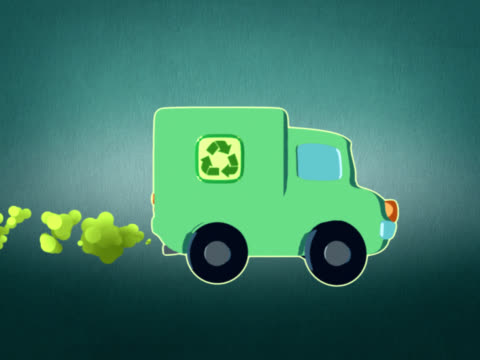 Eco-Friendly Delivery Service video