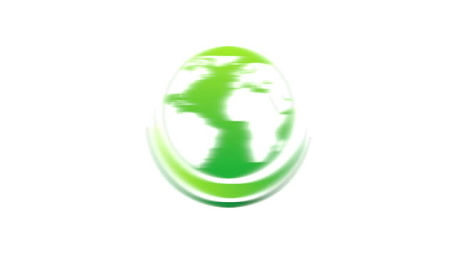 Ecology icon design, Video Animation video
