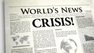 Economic Crisis and Stock Market video