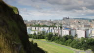 Edinburgh Cityscape video