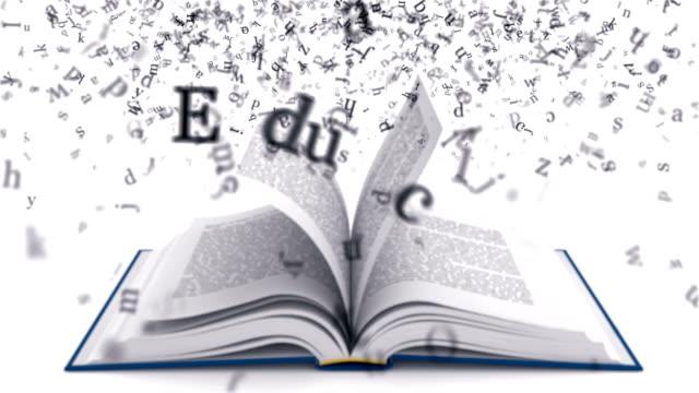 Education. White version. video