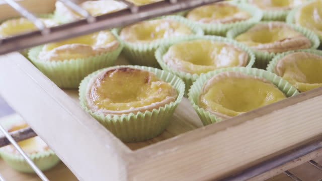 Egg Tarts video