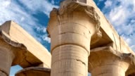 Egyptian temples video