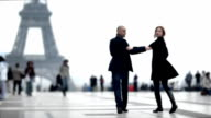 Eiffel Montage Couple video