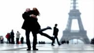 Eiffel Romance video