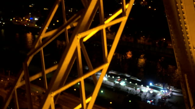 Eiffel Tower Girders video