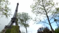 Eiffel Tower, Paris, France video