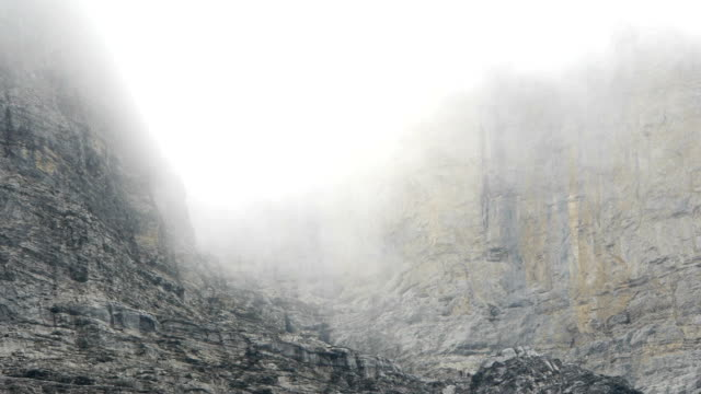 Eiger North Face - Flowing clouds video