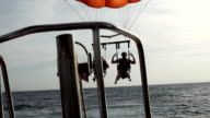 Eilat Parasailing video