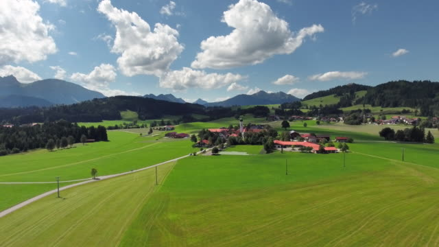 Eisenberg Villages In East Allgau In Bavaria video