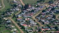 Ekuvukeni  - Aerial View - KwaZulu-Natal,  uThukela District Municipality,  Indaka,  South Africa video
