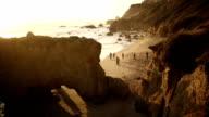 El Matador State Beach. video
