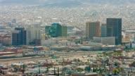 El Paso and Ciudad Juarez Border video
