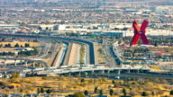 El Paso TX and Ciudad de Juarez Chijuajua border video