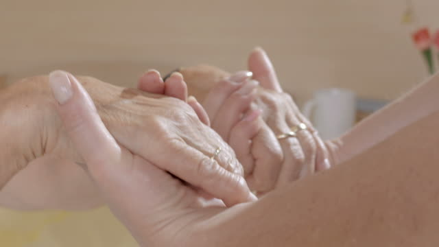 HD: Elderly Care video
