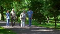 Elderly Patients video