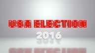 USA Election 2016 video