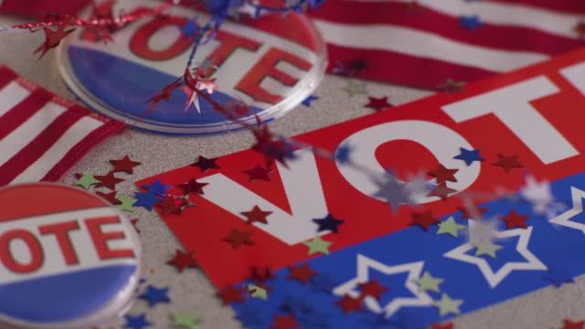 VOTE election concept video
