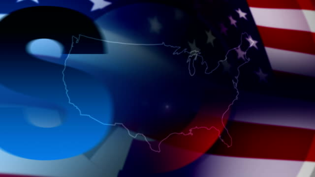 USA Elections composition video