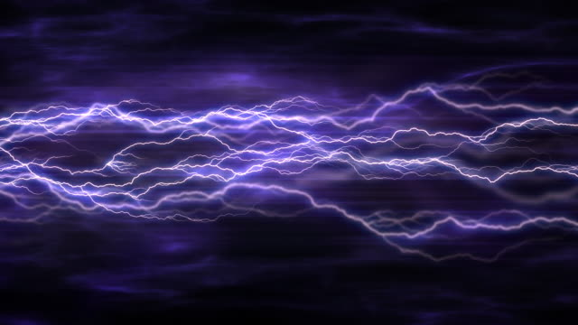 Electric Background 01 - Loop video