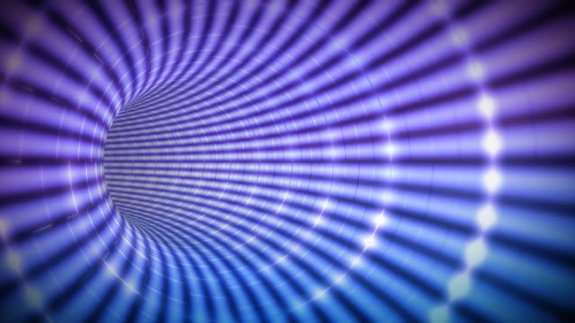 Electric Futuristic Tunnel video