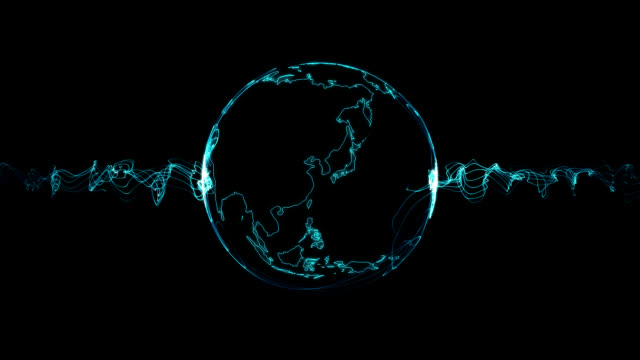 Electric Globe video