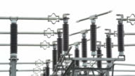 Electric power substation video