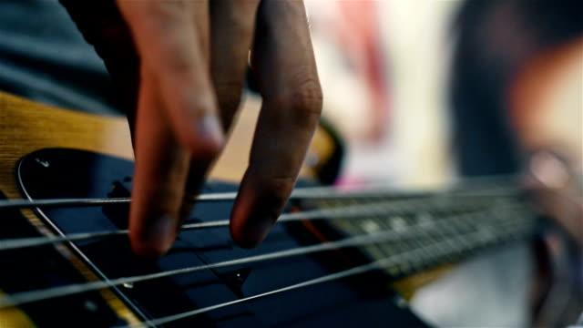 Electrical Bass Guitar video
