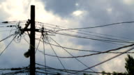 Electrical Power Lines video